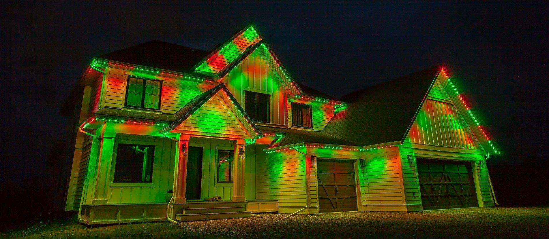 Home Gemstone Lights Smart Outdoor Lighting Seasonal